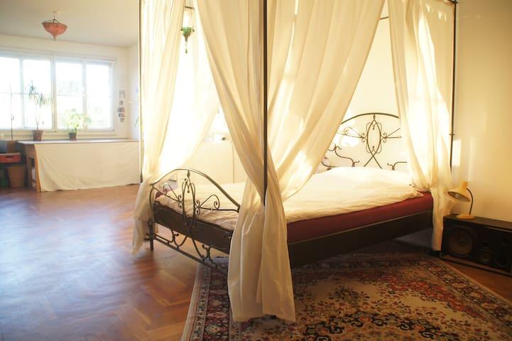 Private LOFTWohnung 120m² für 2-8 Gäste