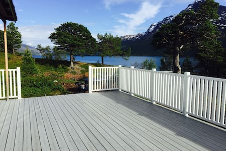 Cottage by the sea (Narvik) - Narvik - Cottage