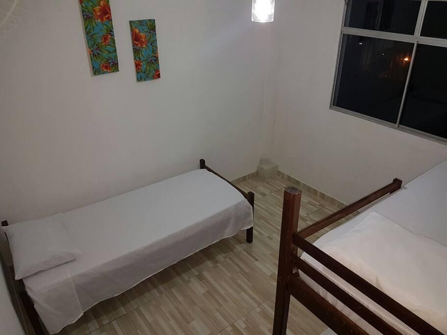 Disposição das camas