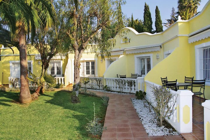 Luxury bungalows Toscal Javea