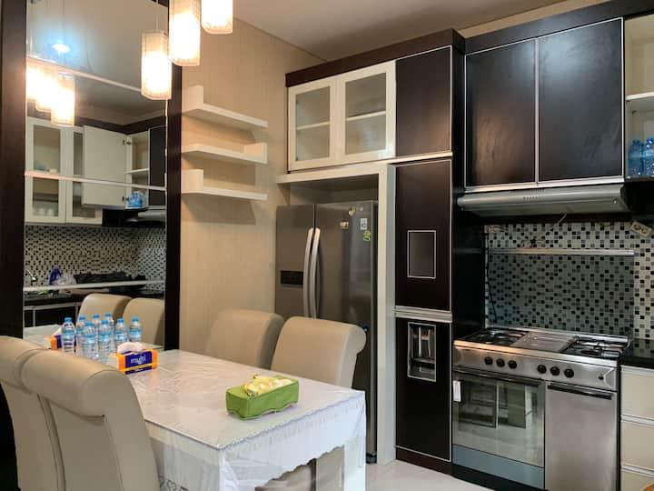 Platinum Guest House Bandung 3BR