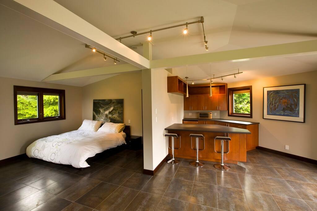 Detached Guest Suite