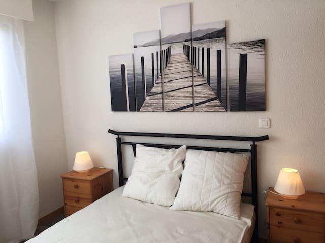Appartement accès privé plage - Marseillan - Daire