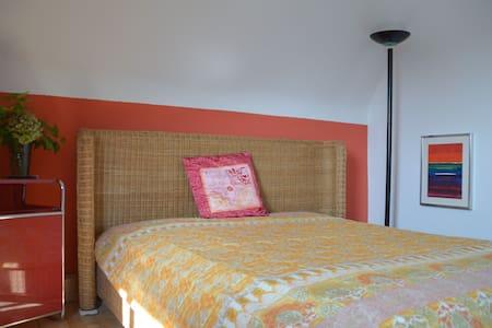 Cozy 2-room topfloor apartment next to Frankfurt - Maintal