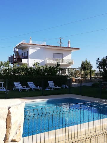 3 Bedroom Apartment - with pool in private use