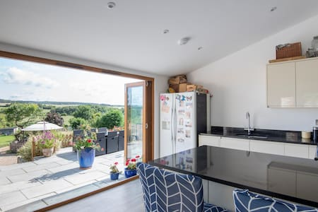 Luxury Chichester Country Retreat Stunning Views