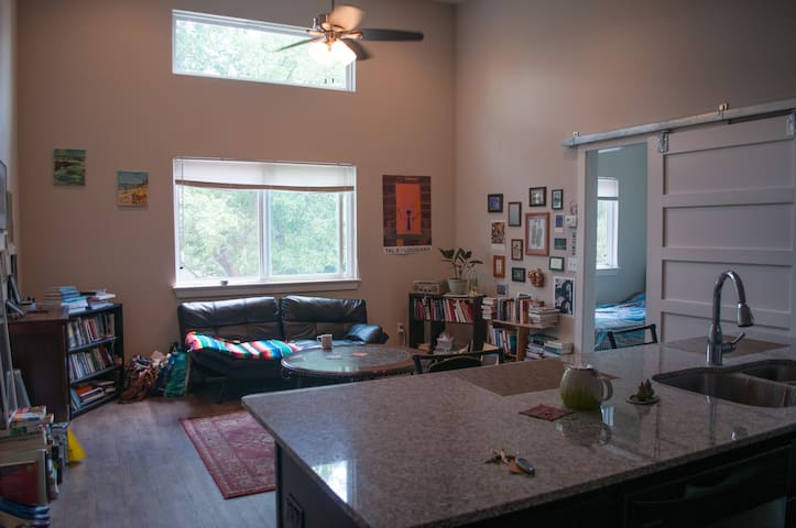 Modern 1-bedroom, Near UA and Frisco Trail