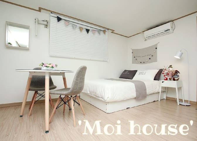 *New open* [MS#1] 3~4min from hongdae stn.연남동