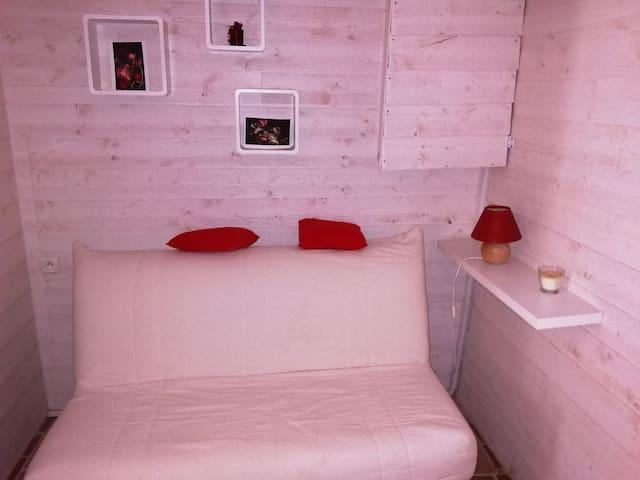 Gîte cœur châteaux 25 Euros par nuit tout compris