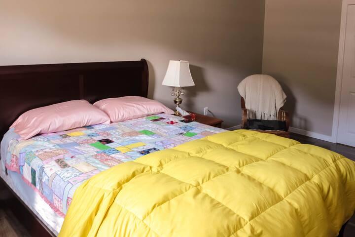 Fogo Island Suites - Room 3 - Queen Bed