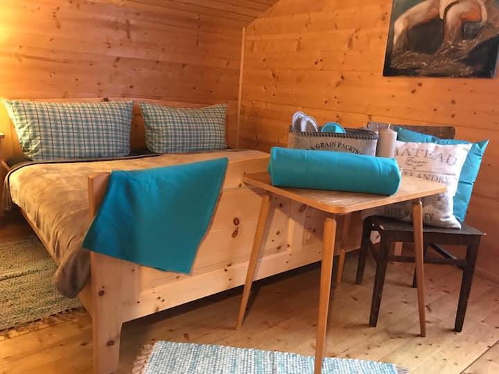Rangersdorfer Hütte Zimmer Nr 3