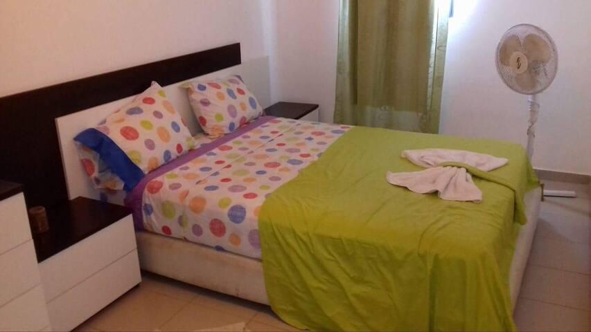Apartamento equipado e mobilado Palmarejo Grande
