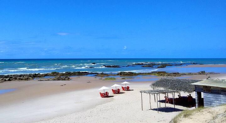Suíte na beira da Praia de Santo Antônio (4 de 5)