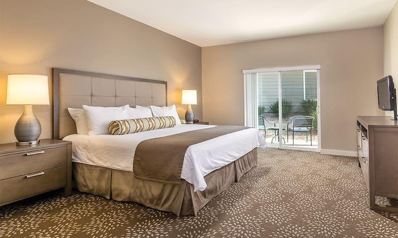 Elegant 3 Bedroom Windsor Condo