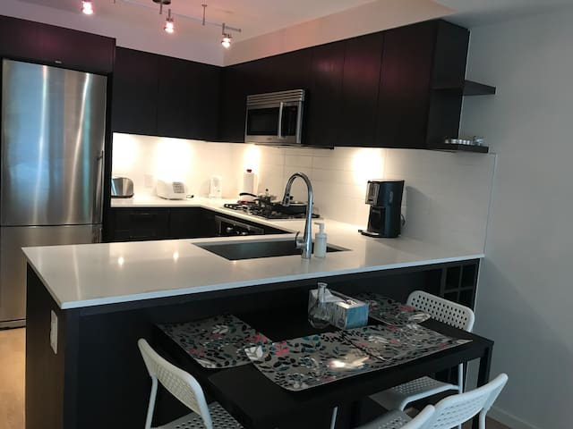 Two bedrooms apartment in Downtown Richmond