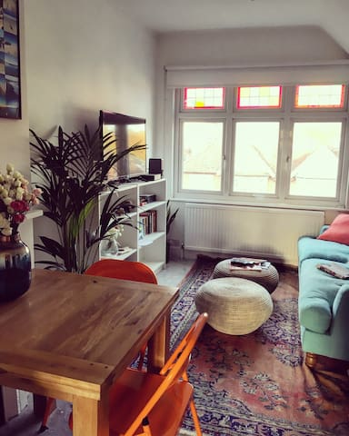 Lovely bright entire 1 bed flat in Streatham
