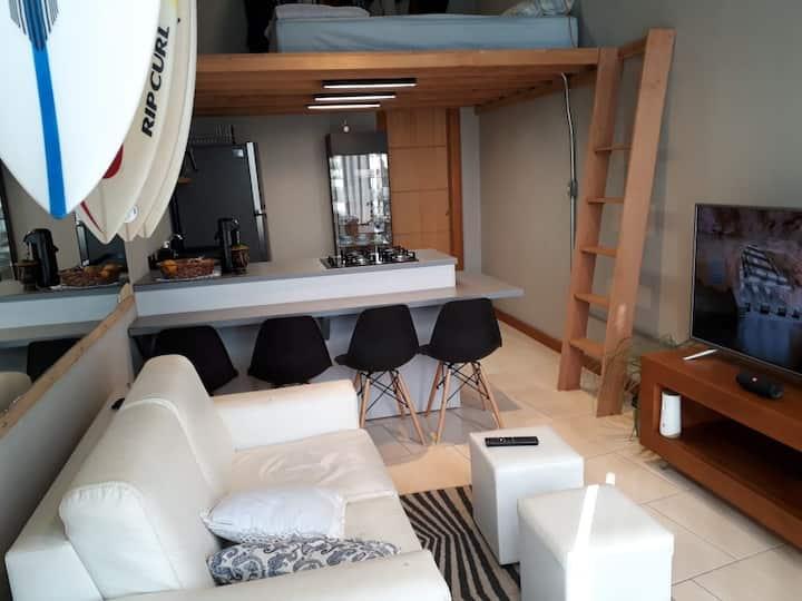 Loft, comforto e praticidade!