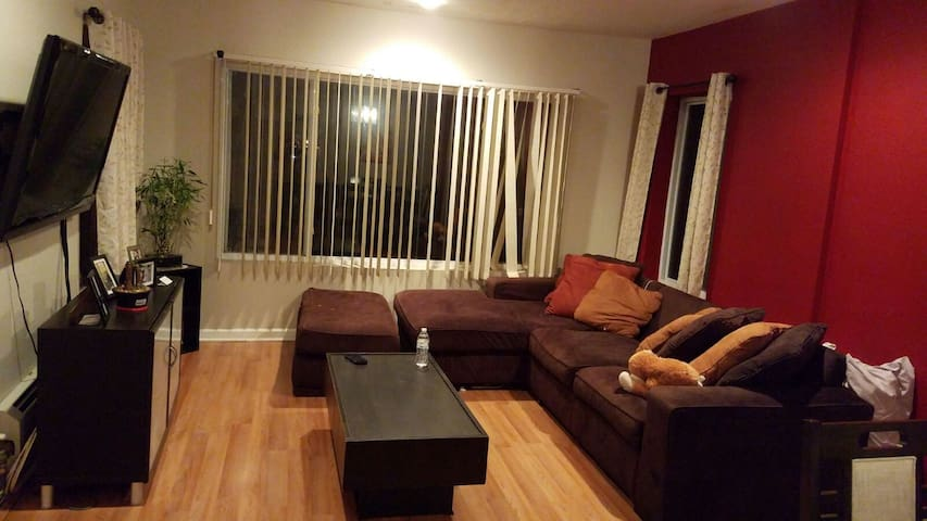 Private Room near NYC and City Center - Kearny - Διαμέρισμα