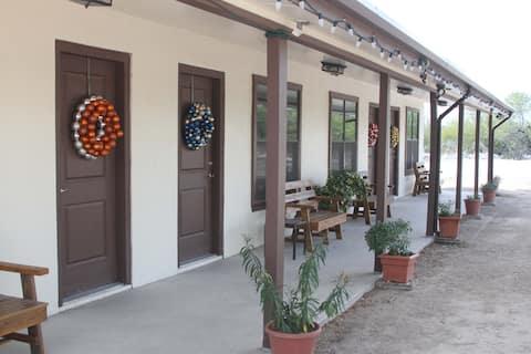 Altamira Room at Las Casitas at Rancho Lomitas