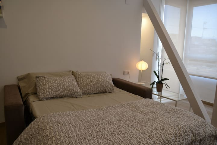 Studio-flat in the town centre - Alicante