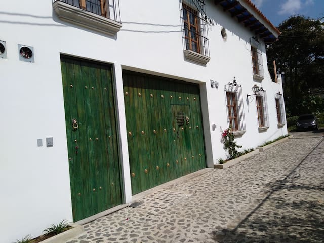 Casa Morgana en San Pedro el Alto