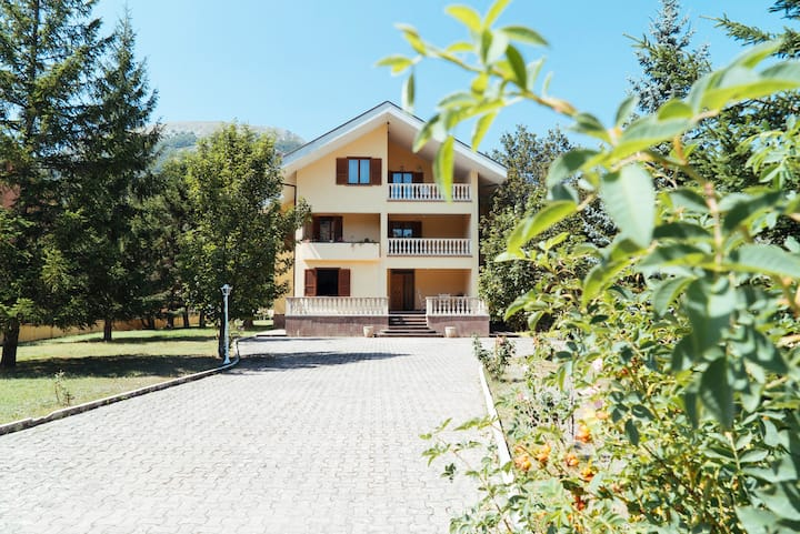 Villa by the mountains - Ovindoli / Rocca di Mezzo