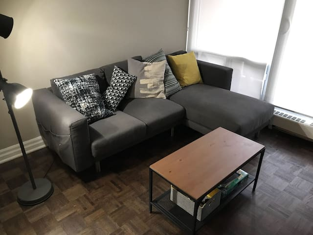 Private room in the heart of High Park Village