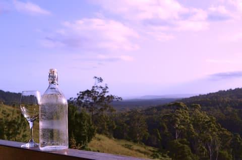 Farm retreat near Maleny Sunshine Coast hinterland