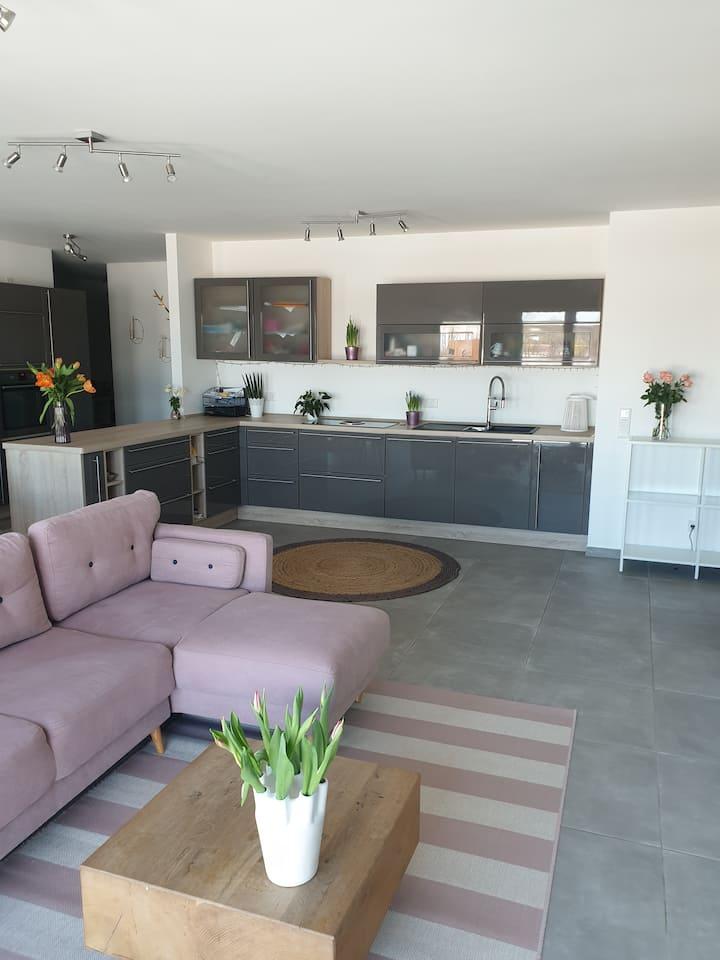 Moderne 3-Zi-Wohnung Aschaffenburg Frankfurt