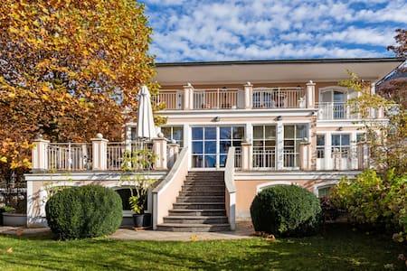Villa mit Traumausblick in der Stadt Salzburg - Salzburg