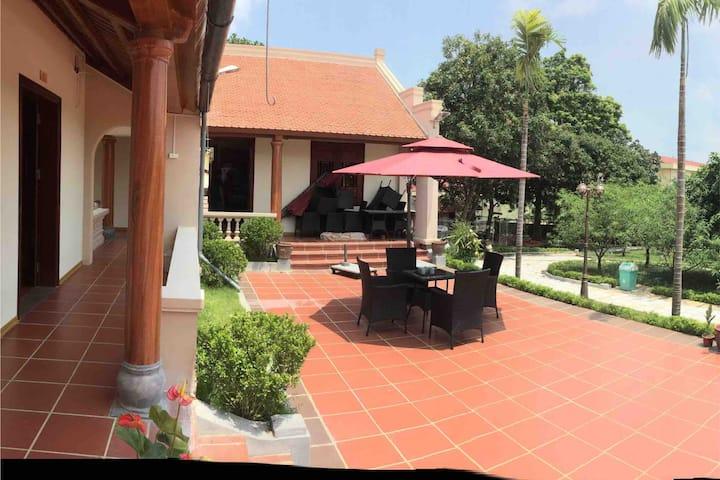 Hoa Quỳnh Garden House
