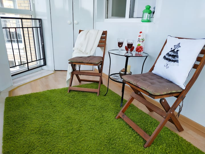 Уютная квартира для семейного отдыха