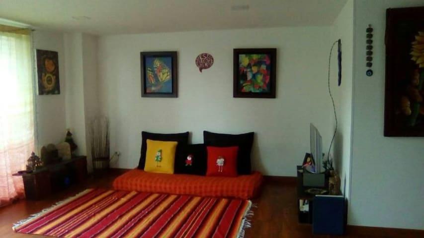 Cómodo y moderno apartamento en Zona Campestre - Cajicá - Apartment