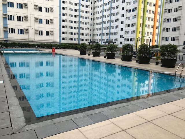 Yuna's condo unit - Quezon - Condominio