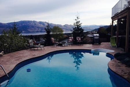 Lakeview Suite in West Kelowna - Teljes emelet