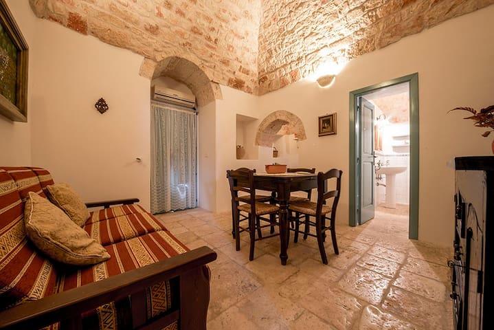 Trulli La Zisa | Trullo l'Antico | Apulia - Fasano - Apartment