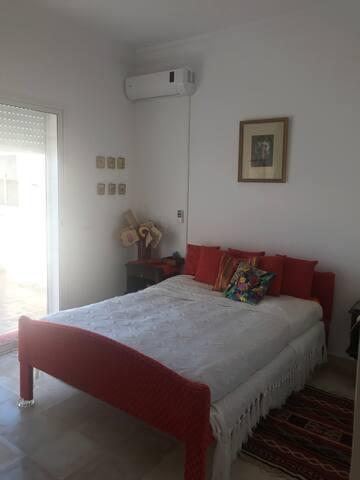Appartement Le Kram  à 200mètres de la plage