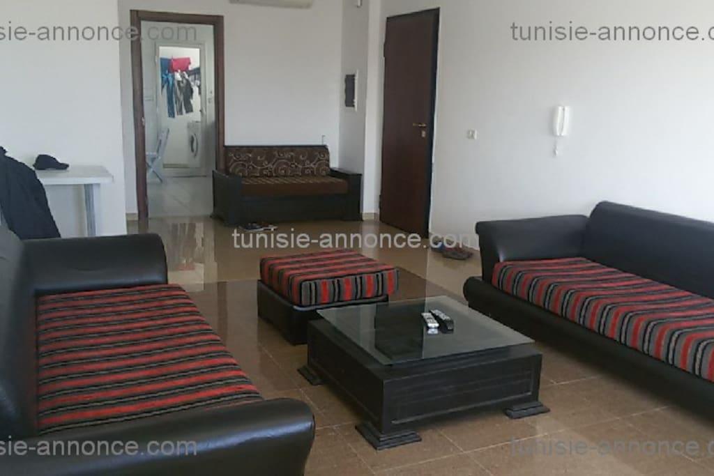 Meubl Vue Sur Mer Appartements Louer Bizerte
