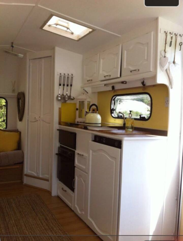 Cool Vintage Caravan - North Leeds