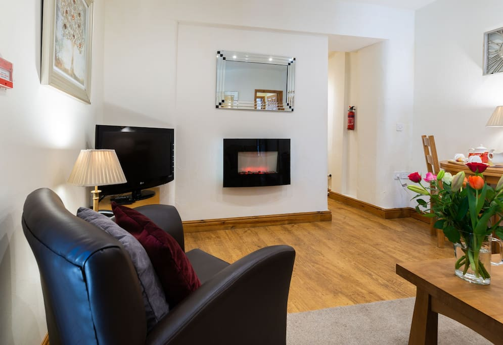 Saddlery Lounge Boutique Self Catering