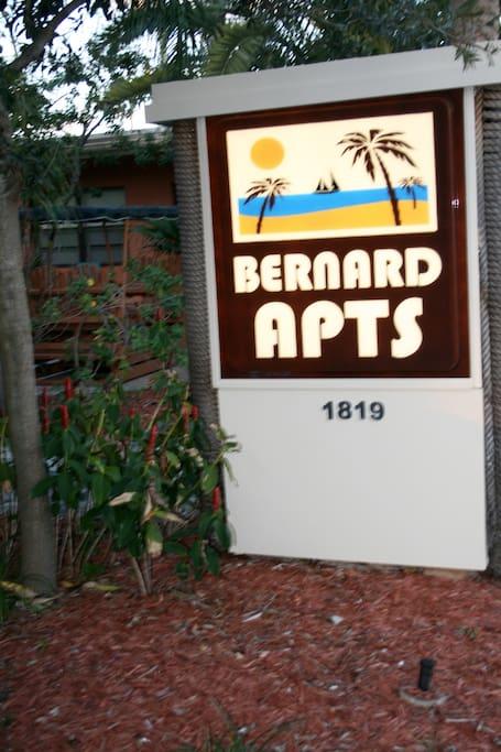 Bernard Apartments