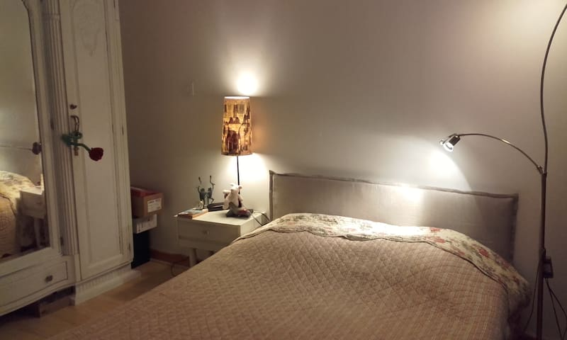 Chambre avec sdb et wc privatifs et petit déjeuner - Pertuis - Huis