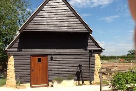 Cotswold Barn  Cherington - 獨棟