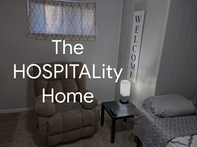 The HOSPITALity Home *BRAND NEW* <1mi from MOSAIC