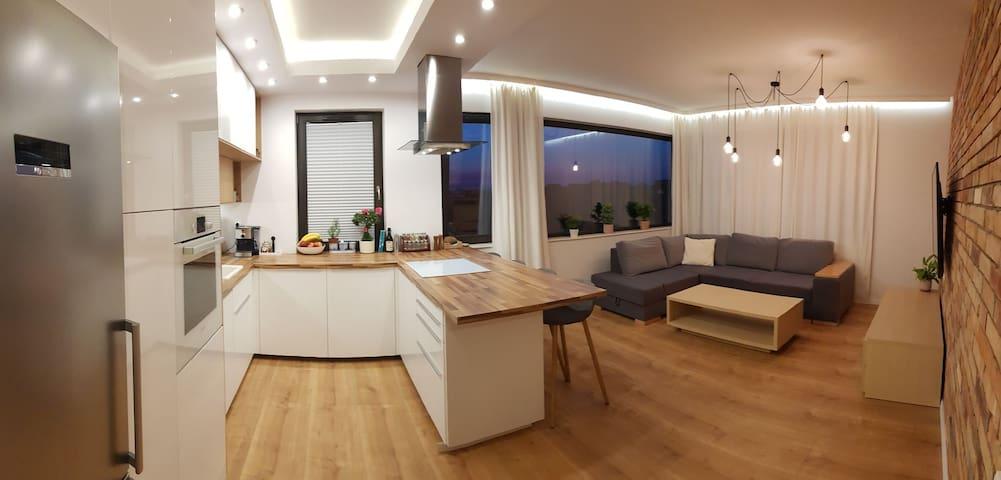 Prywatny apartament nad morzem