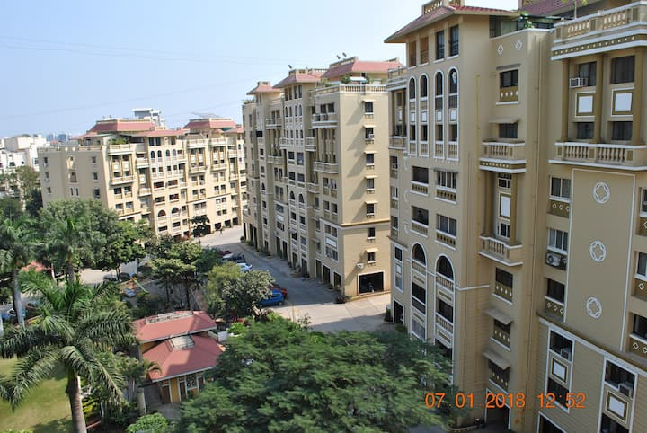 Jain Home- Delux 2BHK Fully Furnished Apartment