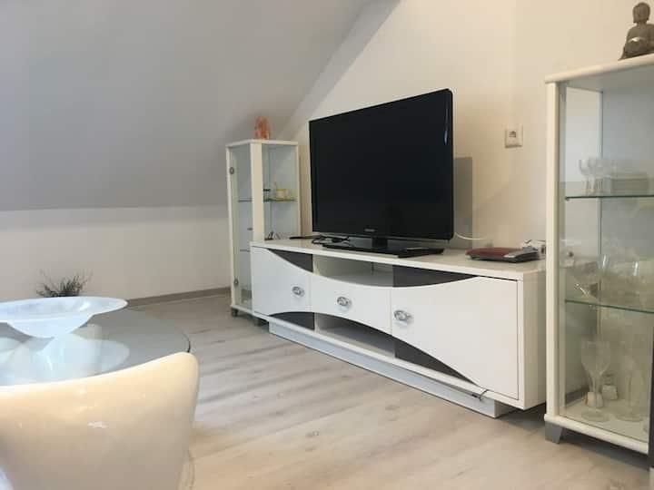 Appartement entièrement rénové à Esch-sur-Alzette.