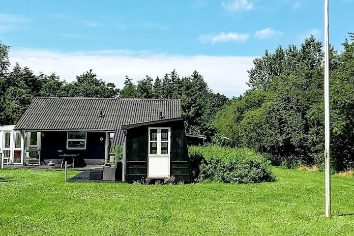 8 person holiday home in Skals