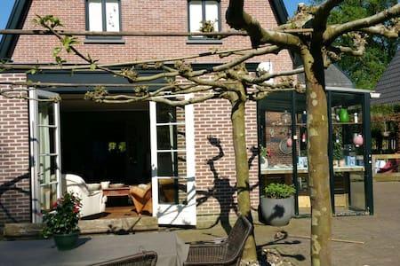 Villa in a small town - Doorn - Haus