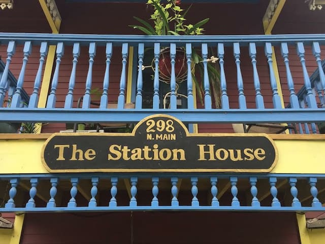 The Station House - Eureka Springs